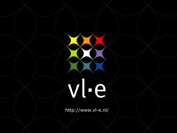 http://www.vl-e.nl/