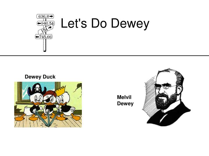 Let's Do Dewey