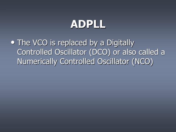 ADPLL