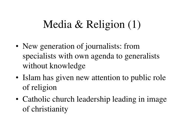Media & Religion (1)