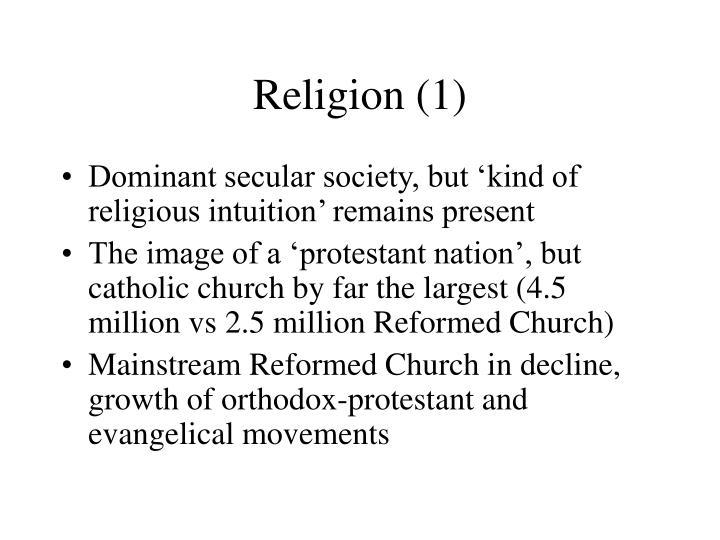Religion (1)