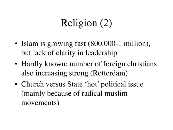 Religion (2)