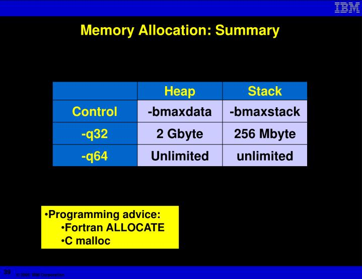 memory allocation The other method is known as nothrow, and what happens when it is used is that when a memory allocation fails, instead of throwing a bad_alloc exception or terminating the program, the pointer returned by new is a null pointer, and the program continues its execution normally this method can be specified by using a special object called.