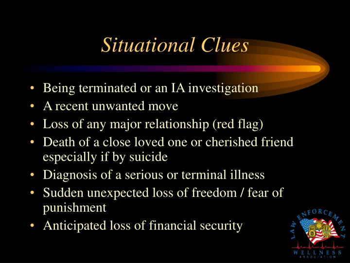 Situational Clues