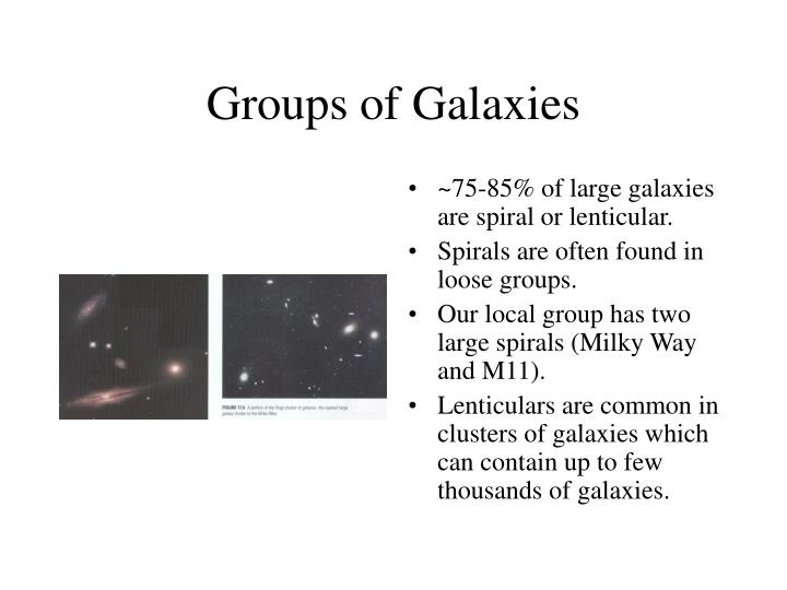 Groups of Galaxies