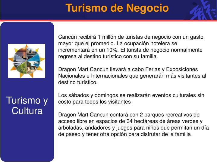 Turismo de Negocio