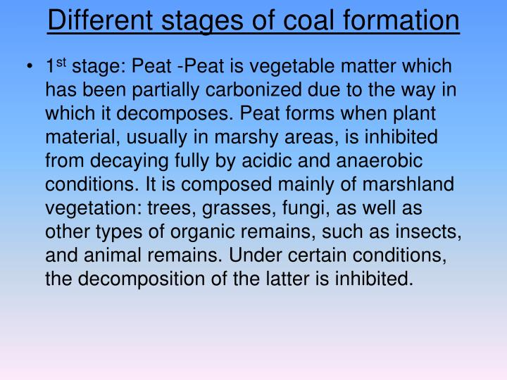 What is Coal  Facts Types Formation amp Uses  Video