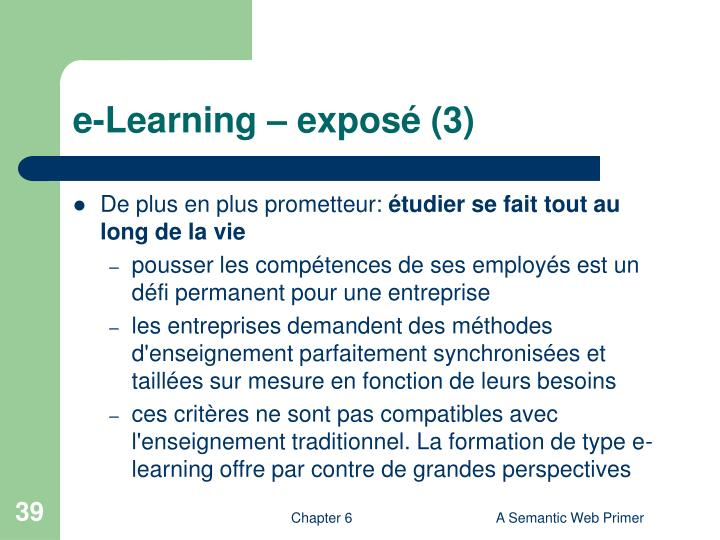 e-Learning – exposé (3)