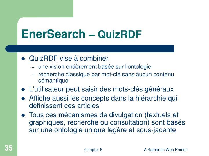 EnerSearch