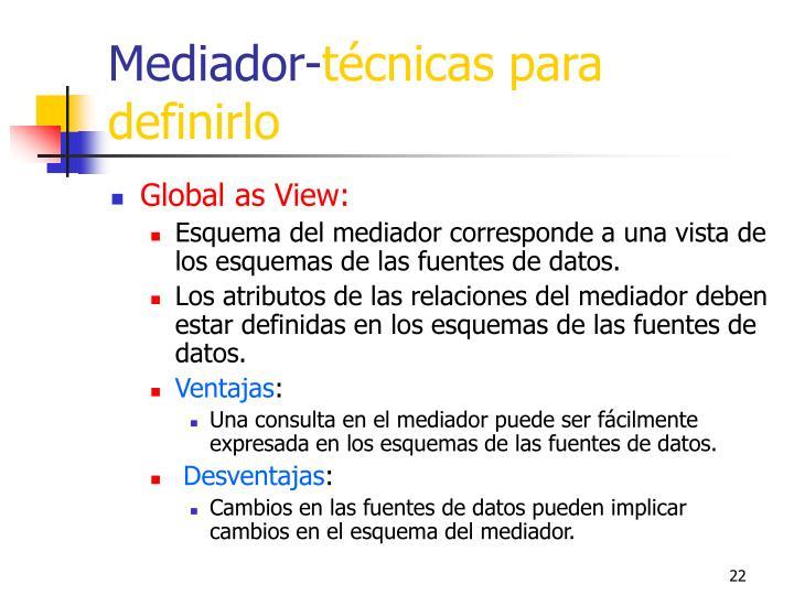 Mediador-
