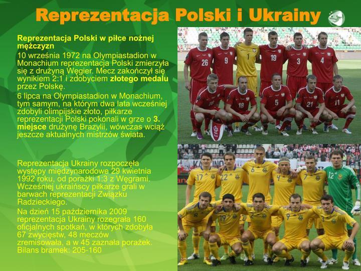 Reprezentacja Polski w piłce nożnej mężczyzn