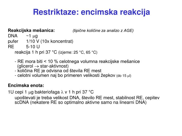 Restriktaze