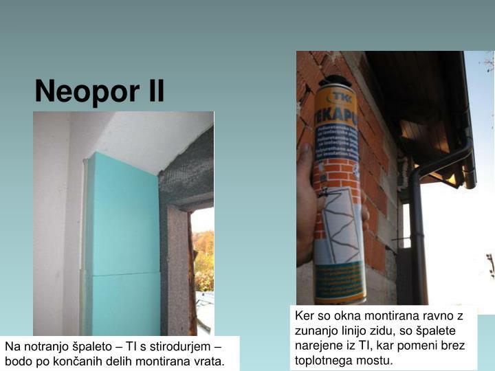Neopor II