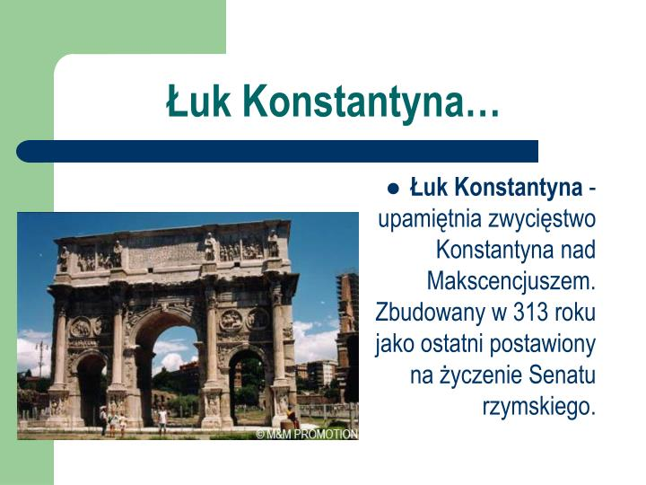 Łuk Konstantyna
