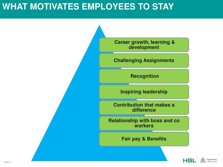 what motivates employees personal drive or This article will take you through 1) eye-opening employee engagement statistics, 2) 7 key reasons why employees feel de-motivated, 3) motivation strategies differ for each worker, and 4) the best ways to motivate employees.