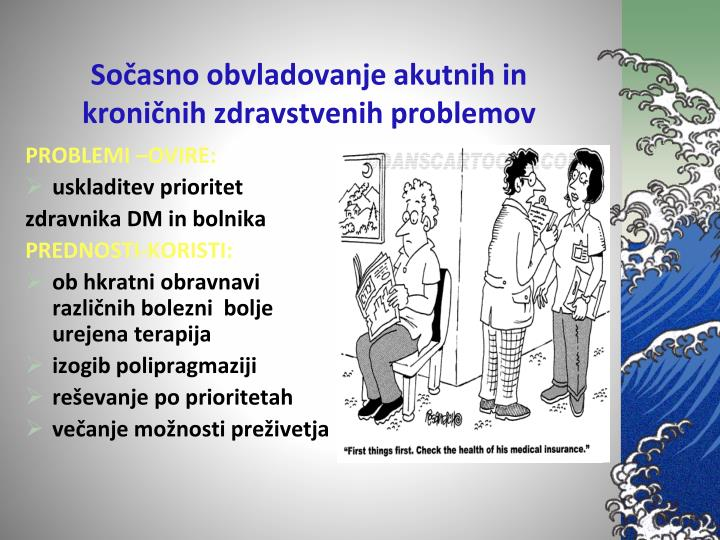 PROBLEMI –OVIRE: