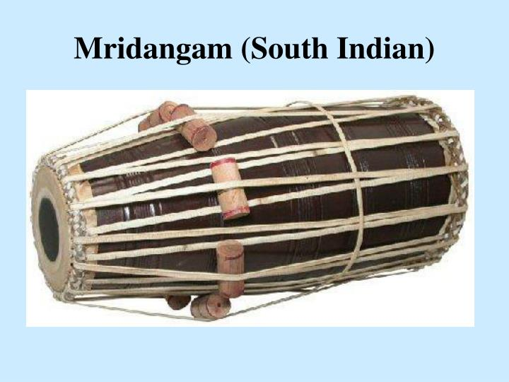Mridangam (South Indian)