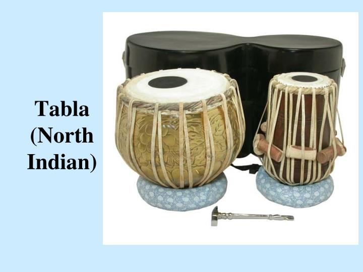 Tabla (North Indian)