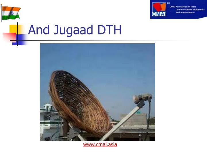 And Jugaad DTH