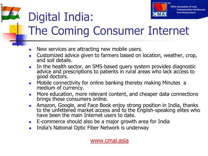 Digital India: