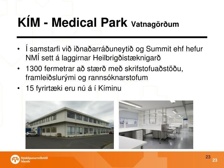 KÍM - Medical Park