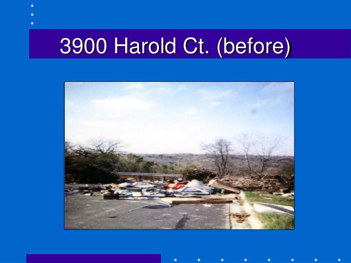 3900 Harold Ct. (before)