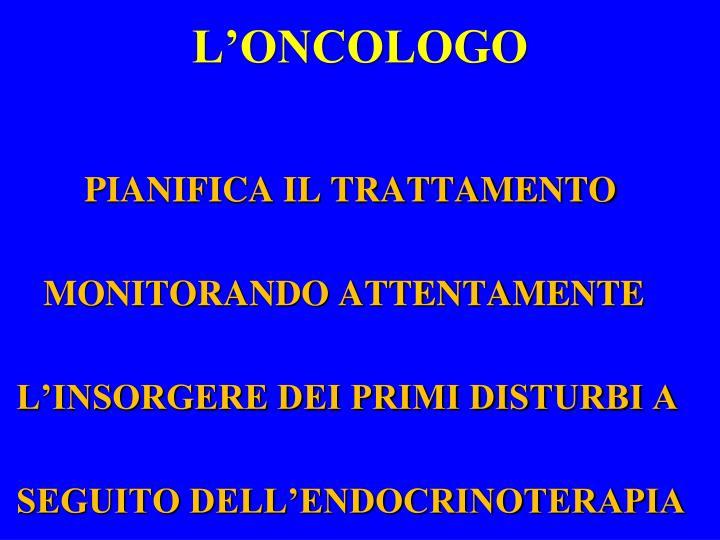 L'ONCOLOGO