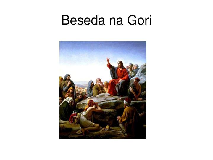 Beseda na Gori