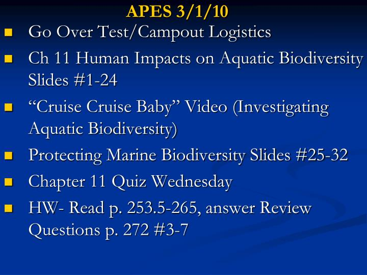 APES 3/1/10