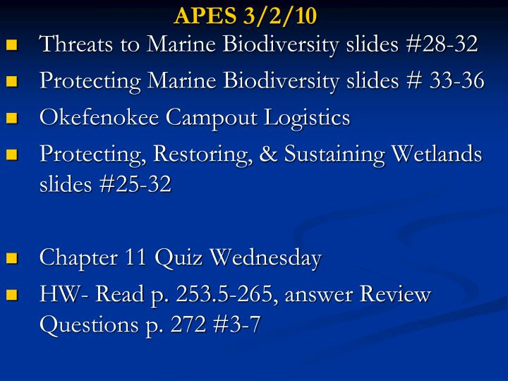 APES 3/2/10
