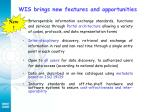 wis brings new features and opportunities