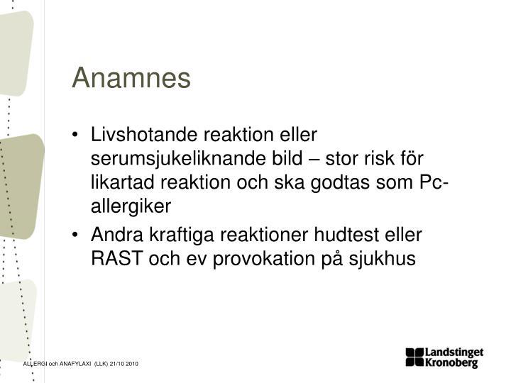 Anamnes