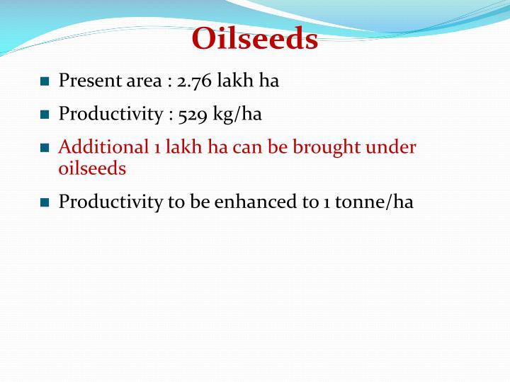 Oilseeds