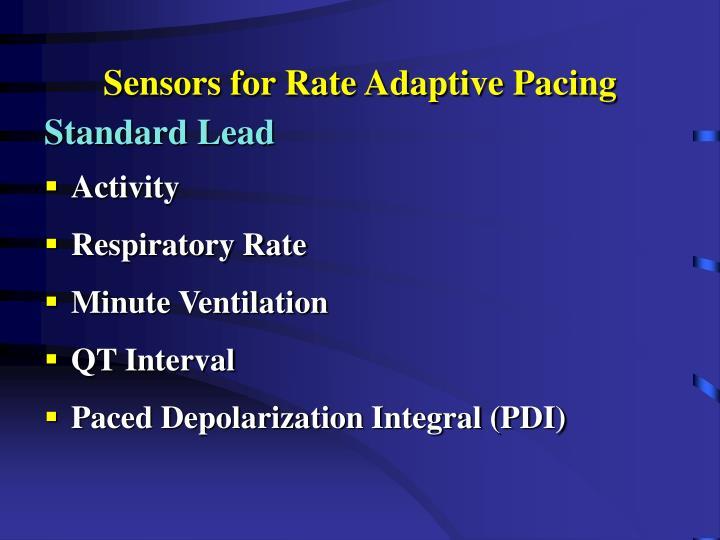 Standard Lead