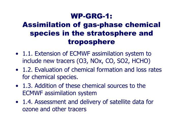WP-GRG-1: