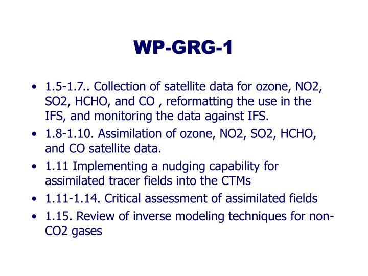 WP-GRG-1