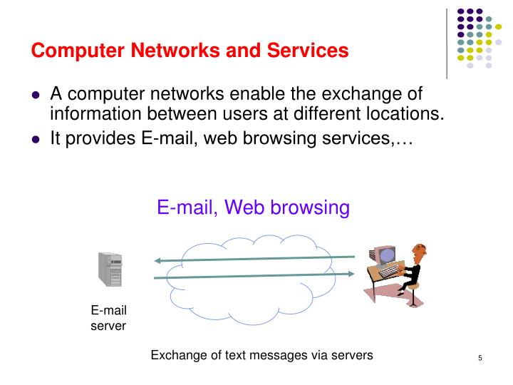 Computer Networks and Services