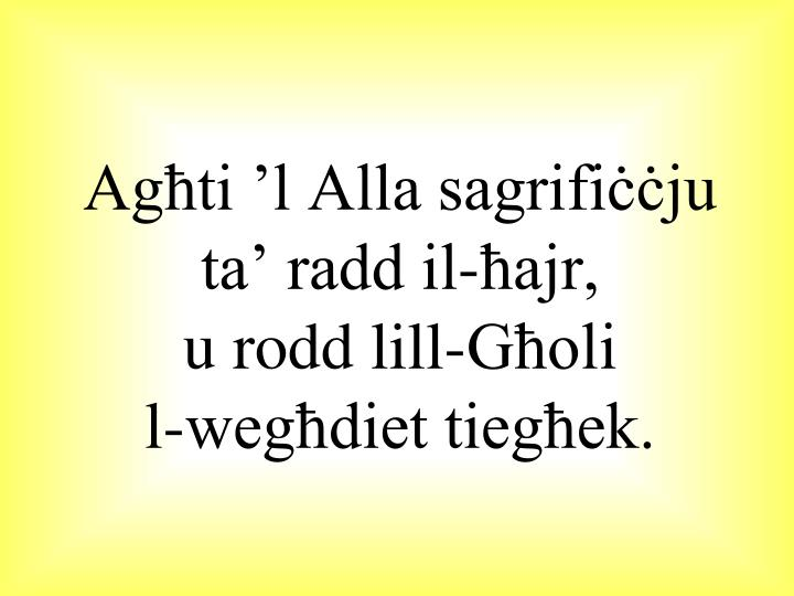Agħti