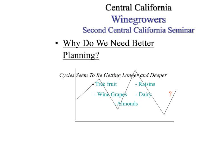Central california winegrowers second central california seminar1