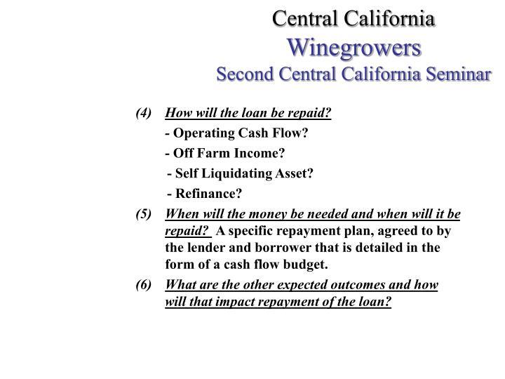 Central California