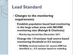 lead standard1