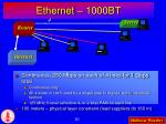 ethernet 1000bt