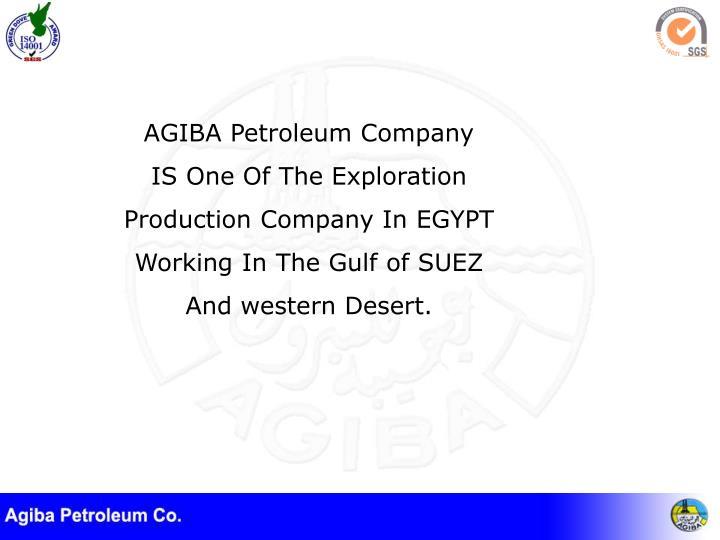 AGIBA Petroleum Company
