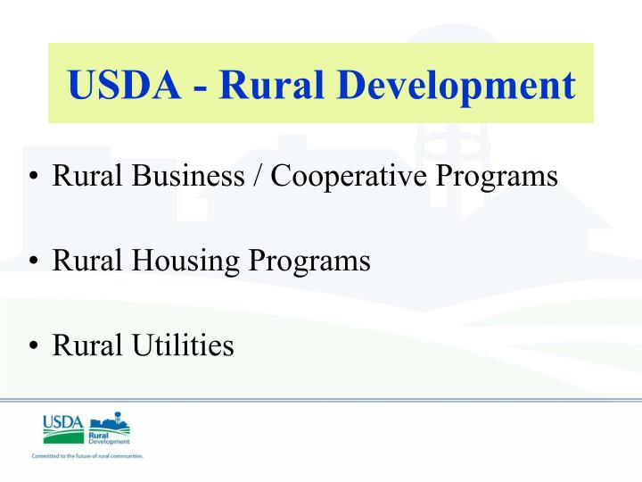 Usda rural development1