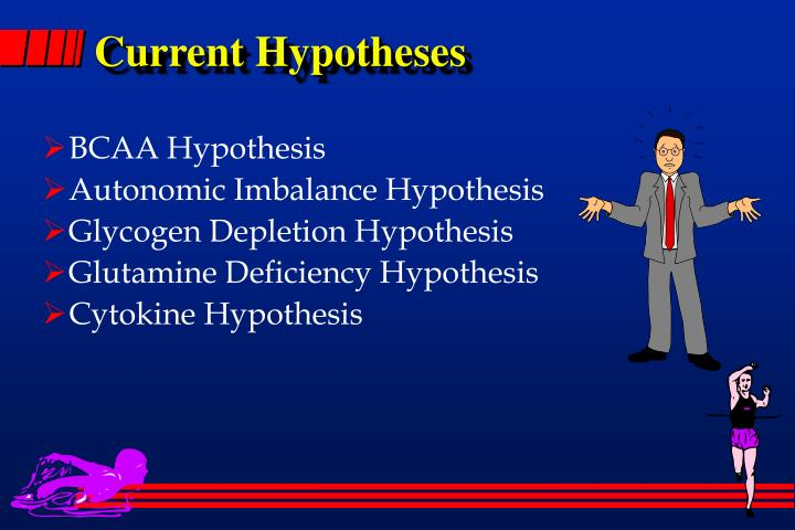 Current Hypotheses