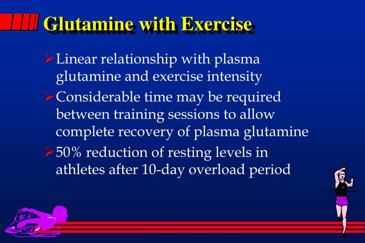 Glutamine with Exercise