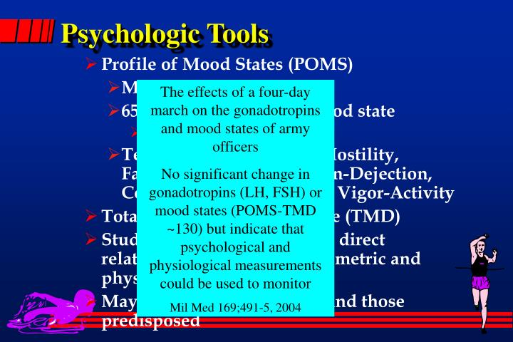 Psychologic Tools