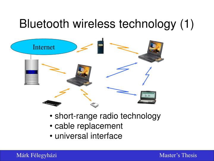 Bluetooth wireless technology (1)