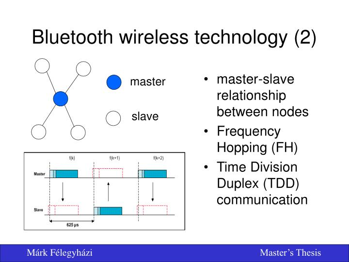 Bluetooth wireless technology (2)