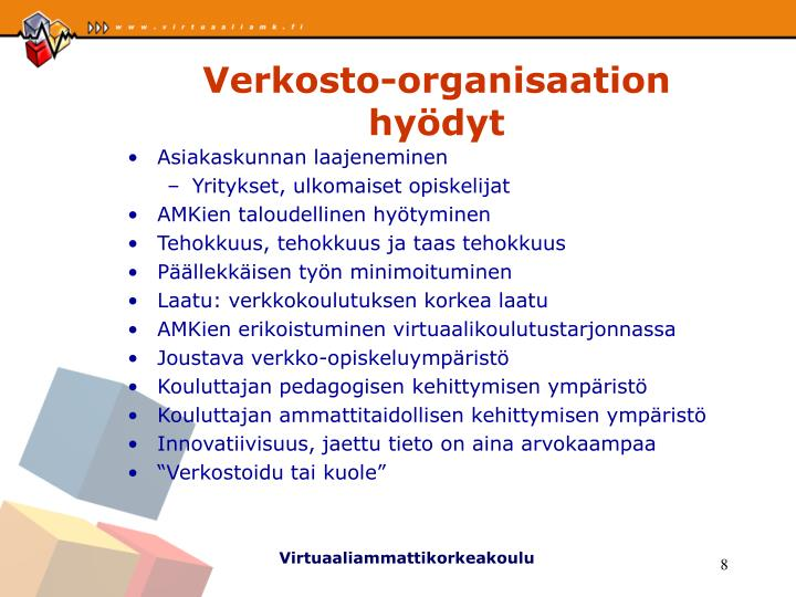 Verkosto-organisaation
